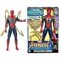 Avengers: Infinity War Titan Hero Power FX Spider-Man Figür