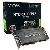 EVGA – Nvidia GeForce Grafikkarte GTX 11g-p4-6699-kr 1080Ti, 11264MB GDDR5X SATA