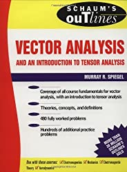 Schaum's Outline of Vector Analysis (Schaum's Outline Series) by Murray R Spiegel (1959-12-01)