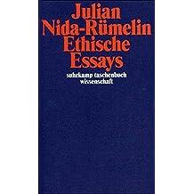 Ethische Essays (suhrkamp taschenbuch wissenschaft)