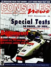 CONSOLES NEWS [No 27] du 01/11/1998 - SPECIAL TESTS - 25 JEUX - DREAMCAST / LES IMAGES DE RESIDENT EVIL - VF3 - SEGA RALLY 2 - BLUE STINGER - LANDERS - SPIKE OUT