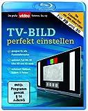 TV-Bild Perfekt Einstellen - Test Blu-ray [Blu-ray]