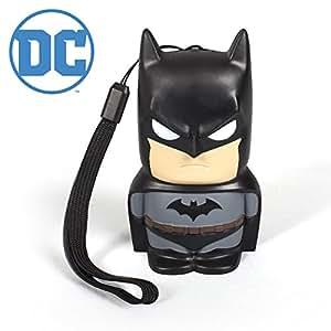 Tribe Cassa Audio Portatile Bluetooth Batman (2 W) Compatibile con Tutti i dispositivi - Altoparlante Wireless Originale DC Comics