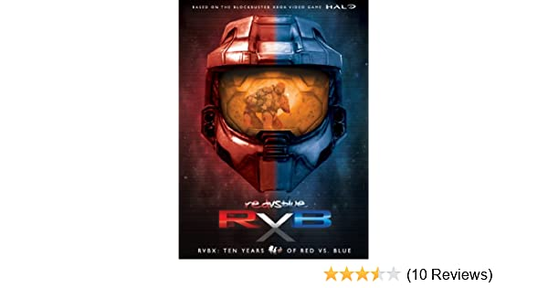 Rvbx: Ten Years of Red Vs Blue DVD 2003 Region 1 US Import