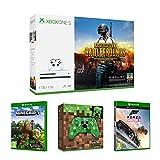 Xbox One S 1TB + PUBG + Minecraft + Controlller Minecraft LE + Forza Horizon 3
