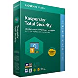 Kaspersky Total Security 2018 - 3 PC/MAC/Dispositivi - 1 Anno - ESD - Digital Code