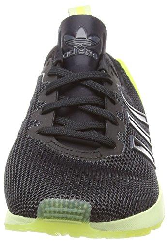 adidas Zx Flux Adv, Chaussures de Running Entrainement Mixte Adulte Noir (Core Black/Core Black/Halo)