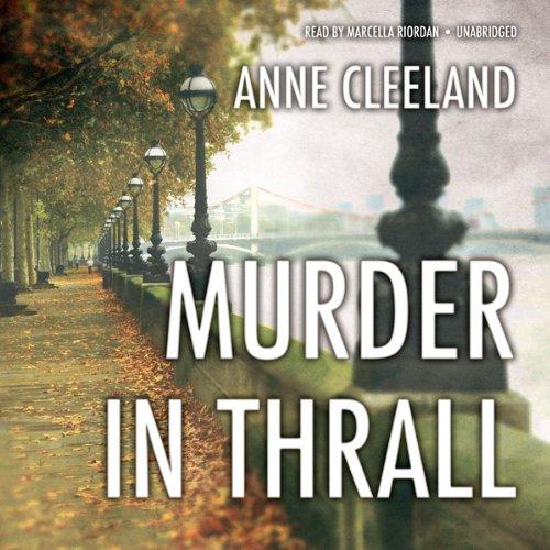 Murder in Thrall  Audiolibri