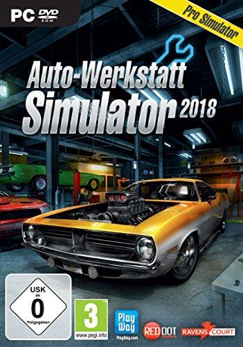 Auto-Werkstatt Simulator 2018 [PC]