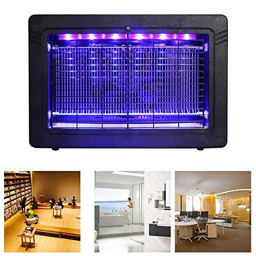 Covok Zanzara LED Insektenfalle Dotata, Zanzara-Lampe für den Innenbereich, Zanzara Killer,Zanzare Kronleuchter, Schutz und Umgebungsschutz, mit USB-Kabel.