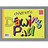 Silvine Childrens A4 Drawing Pad 420