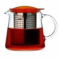 Finum Tea Control 0.8 with dark basket, amber