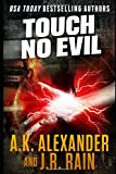 Touch No Evil (The PSI Series, Band 4)