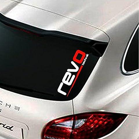 Kaizen Personality Reflective Revo Bumper Sticker Creative Car Window Decals