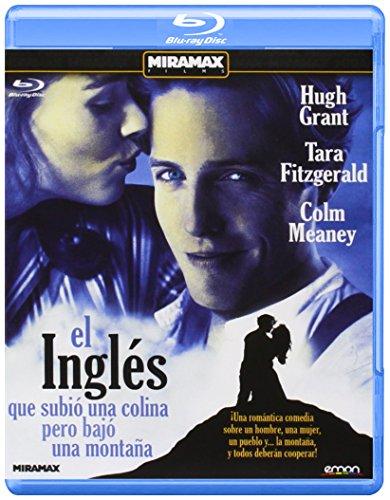 El Inglés Que Subió Una Colina, Pero Bajó Una Montaña [Blu-ray] 51bWPeW8D7L