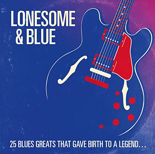 Lonesome & Blue - 25 Originals covered by The Rolling Stones