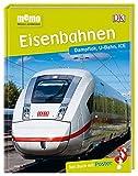 memo Wissen entdecken. Eisenbahnen: Dampflok, U-Bahn, ICE. Das Buch mit Poster!