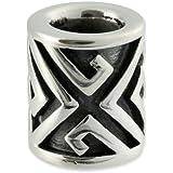 The Hobbit Jewelry Unisex-Bead Zwerg Nori 925 Sterling Silber 19009998
