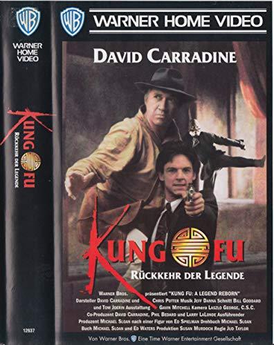 Kung Fu - Die Rückkehr der Legende [VHS]