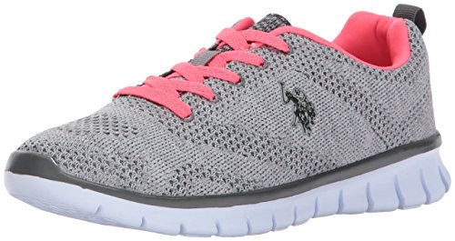 U.S. Polo Assn.(Women's) Women's Emery-k Fashion Sneaker