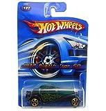 2006 Hot Wheels 1932 Bugatti Type 50 177 Green