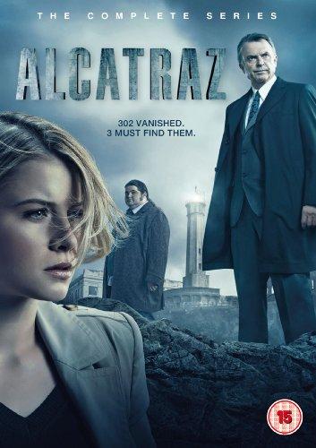 Alcatraz: The Complete Series [Edizione: Regno Unito]