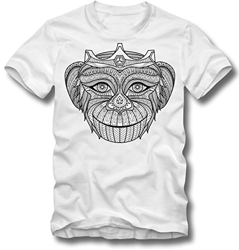 boardrippaz-t-shirt-affe-monkey-king-mandala-crown-chill-hipster-swag-dope-konig-m