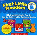 First Little Readers: Guided Reading Level B: 25 Irresistible Books That Are Just the Right Level for Beginning Readers (Multiple copy pack) - Common