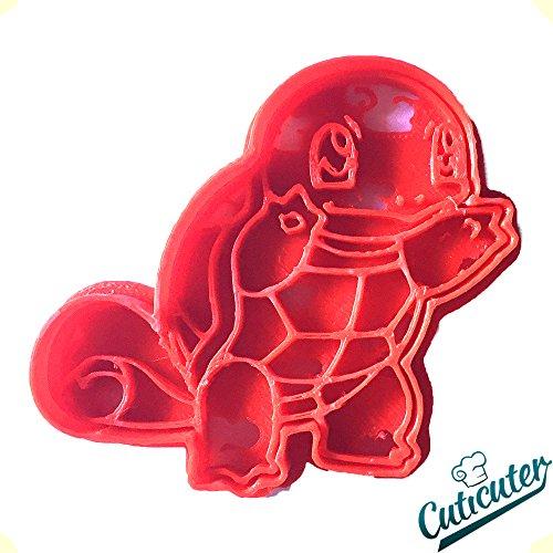 Cortador de galletas Squirtle (Pokemon)