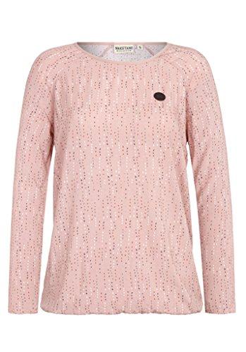 Dash Long Sleeve (Naketano Female Sweatshirt Yapma ya III Dashes III, M)