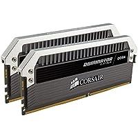 Corsair Dominator Platinum Series 16GB (2 x 8GB) PC4-19200 2400MHz DDR4 Memory