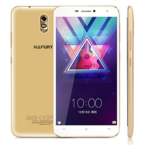 CUBOT HAFURY UMAX (2017) Batteria 4500mAh, 6 Pollici, Smartphone in...