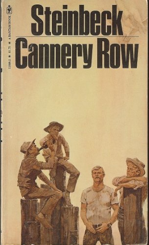Cannery Row by Steinbeck