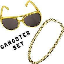 Goldkette gangster damen  Suchergebnis auf Amazon.de für: goldkette gangster