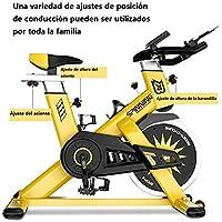 Preisvergleich für LIJUAN Spinning Bike ultra-leisen Heimtrainer Heimtrainer indoor Heimtrainer Fitnessgeräte