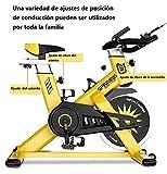 LIJUAN Spinning Bike ultra-leisen Heimtrainer Heimtrainer indoor Heimtrainer Fitnessgeräte