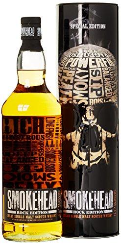 Smokehead Rock Edition Single Malt Whisky (1 x 1 l)