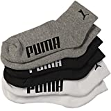 #5: Puma Ankle Socks Pack of 3