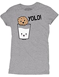 David and Goliath Yolo Womens T-shirt