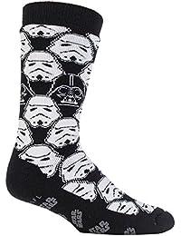 Heat Holders–Chaussettes thermiques pour homme et garçon thème Disney Star Wars - 3motifs
