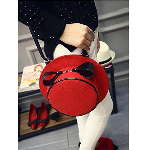 Nuovo Pacchetto Messenger Bag Ladies Handbag Borsa Femminile Borse Per Le Donne B