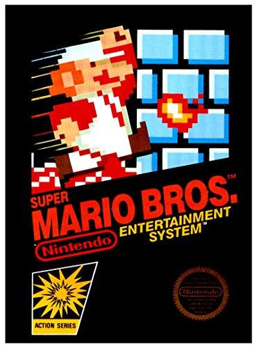 Super Mario Nes (Mario Bros.)