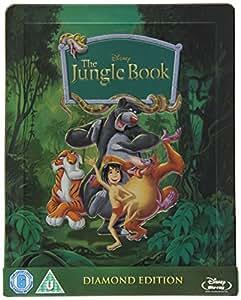 Steelbook Blu ray Le Livre de la Jungle Edition Limitée