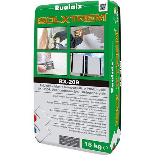 Rualaix Rx 209 Isolxtrem U2013 Crépis En Poudre Du0027extérieur, Sac De 15