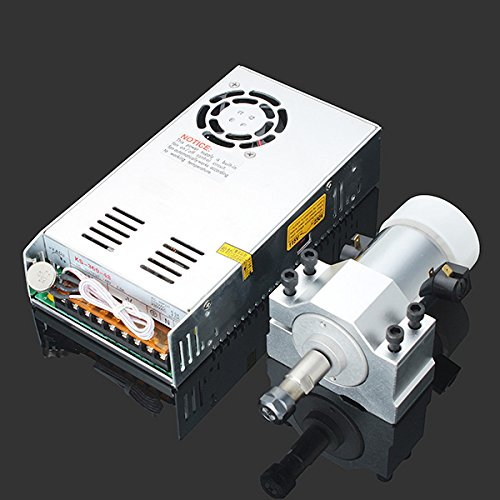 ChaRLes 300W alta velocidad aire refrigerado PCB motorizado