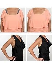 Tissu peau ruban adhésif double face - 5 m-transparent-idéal pour robe de montage: fixation tape-hollywood fashion