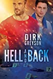 Front cover for the book Hell and Back by Dirk Greyson