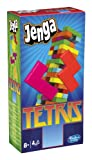 Hasbro Gaming Jenga Tetris Gioco di azione e abilita