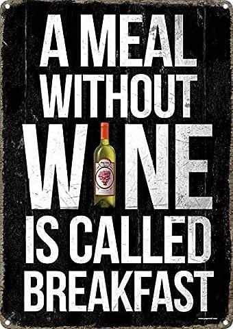 Un Repas sans vin est appelée
