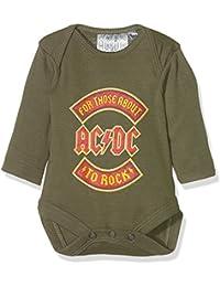 Twins AC/DC 5 281 31 - Body Bebé Unisex